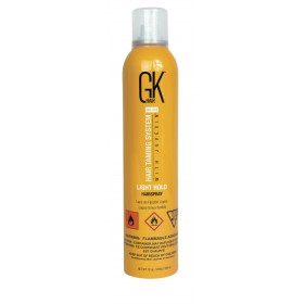 GK Hair Light Hold Hairspray